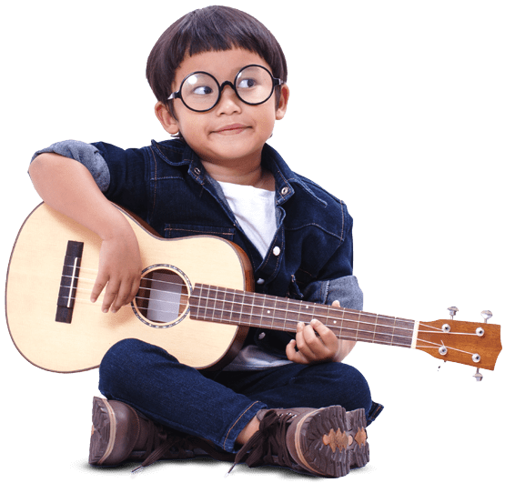 you boy with guitar